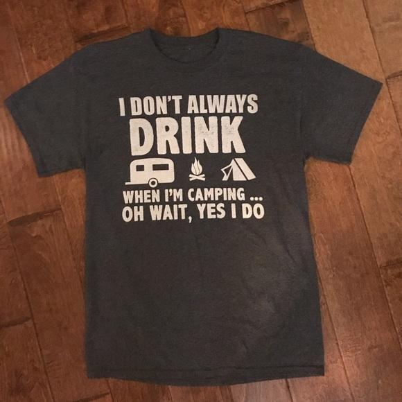 f932bd16f1 Men's Camping T-shirt. M_5c01d4d61b3294850b44924f